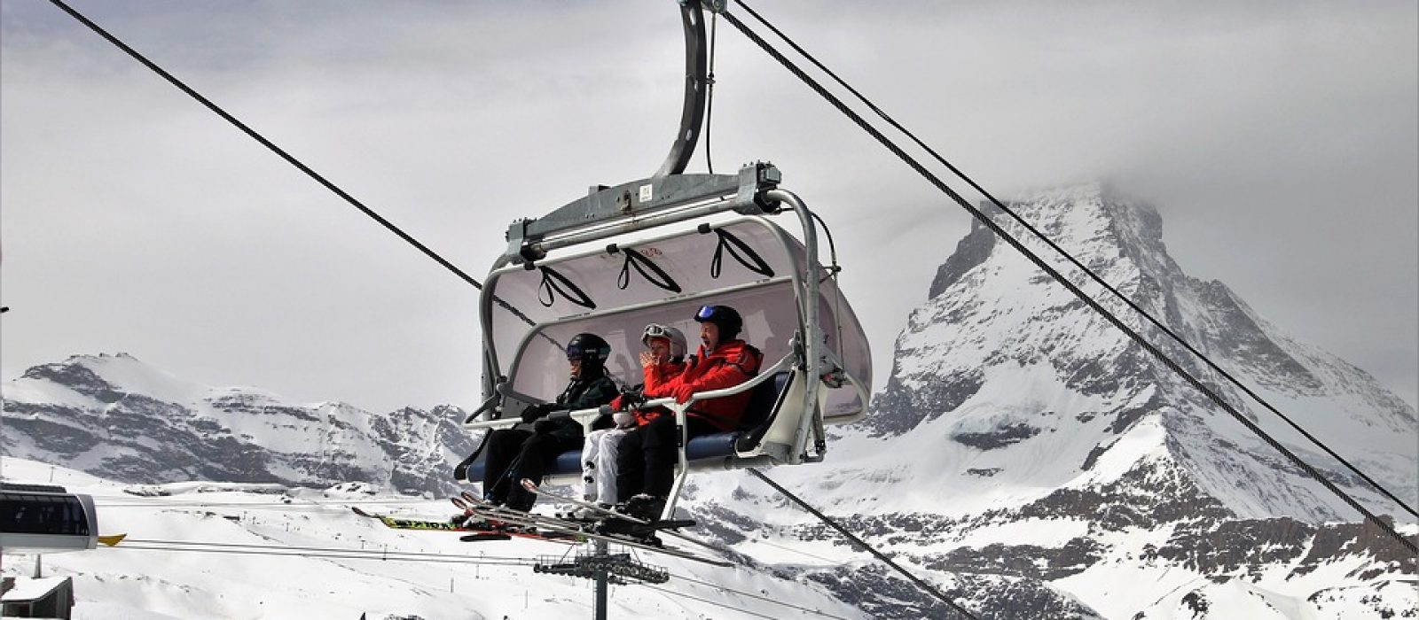 foto How to Get Off a Ski Lift with a Snowboard